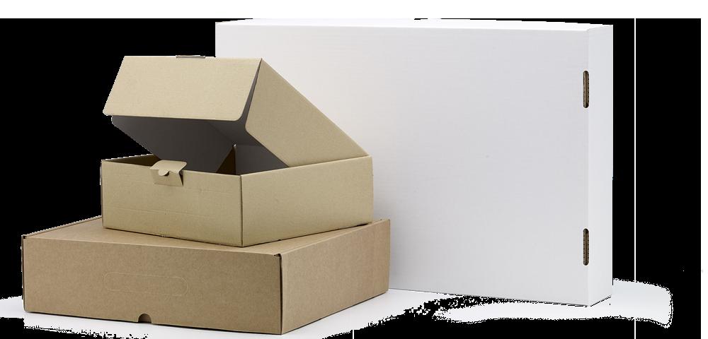 Cajas para ecommerce y envíos