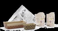 Cucuruchos de papel para alimentos