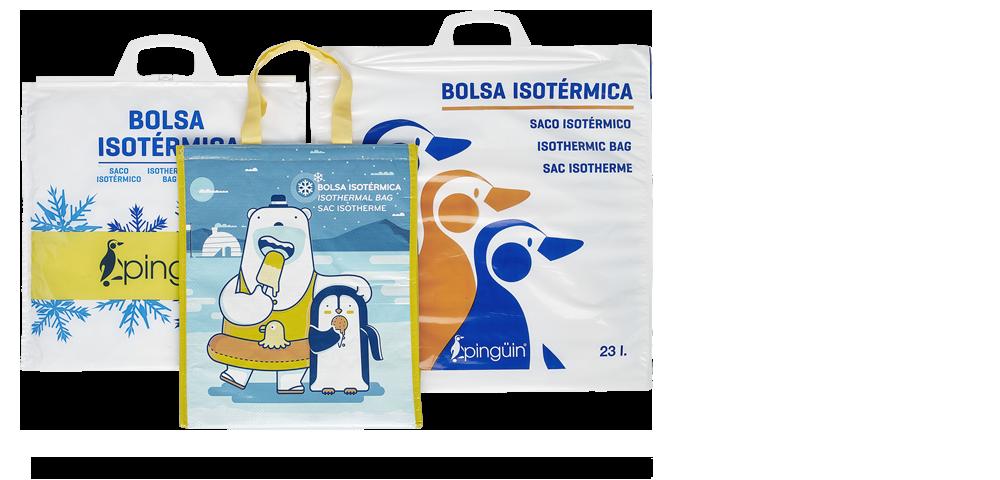 Bolsas isotérmicas