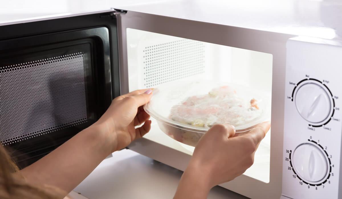 Qué recipientes son aptos para microondas? ¿Y cuáles no ...