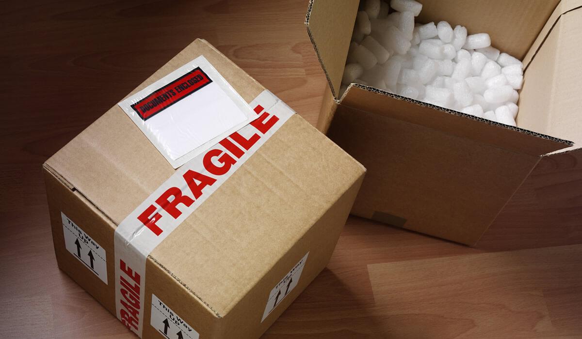 Cómo etiquetar correctamente un envío