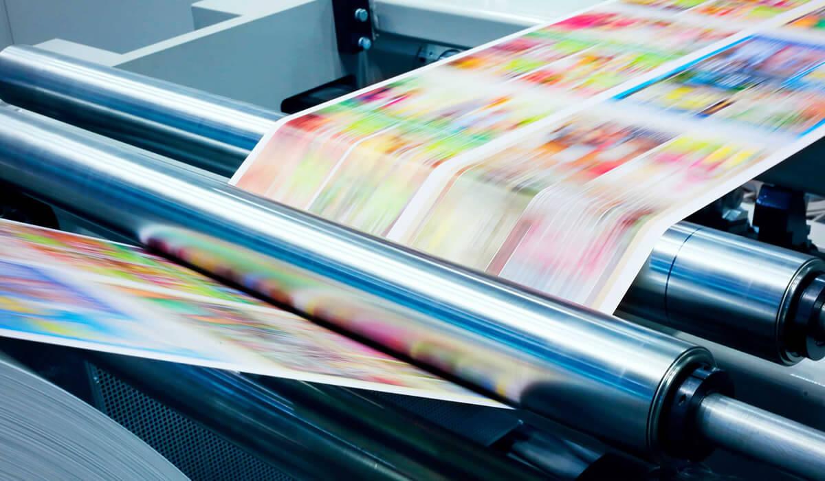 qué es el papel couché revistas
